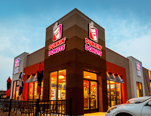 dunkin' outlet