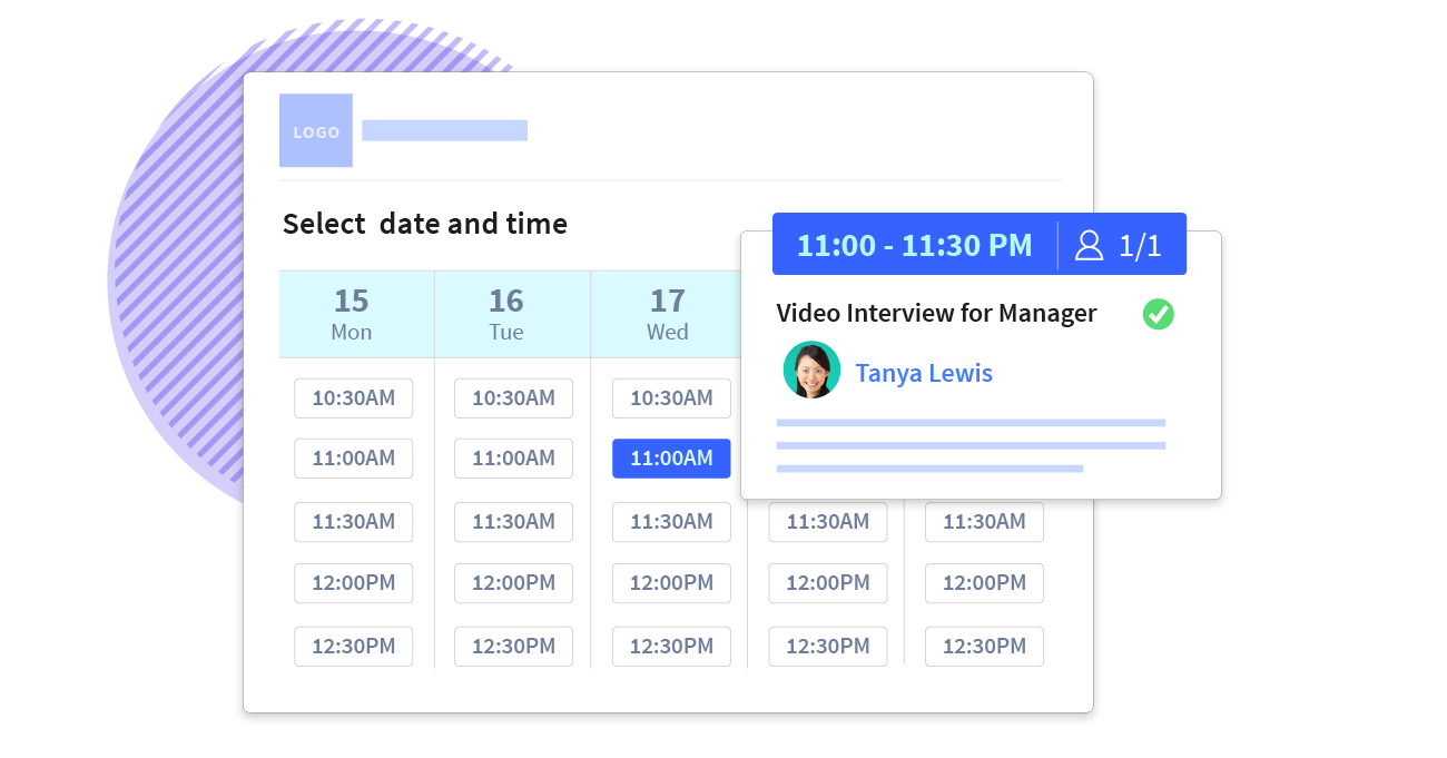 Integrating calendars for scheduling
